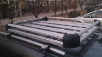 Корзины облегченные на крышу автомобиля
