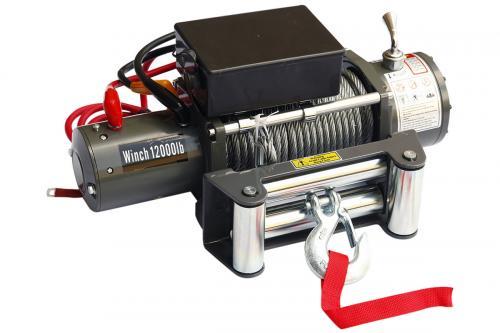 Лебедки Electric Winch 6000-12000 lbs