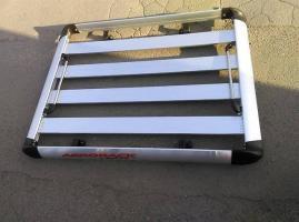 Корзина Багажника  160х110 цвет серый низкий борт