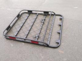 Корзина багажника стальная 160х110
