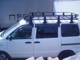 Багажник на Тойота Ноах Литайс