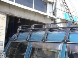 Багажник на Сафари 61 высокая крыша