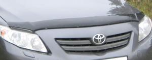 Дефлектор капота Toyota Corolla 2010-2013