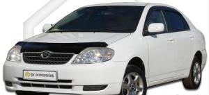 Дефлектор капота Toyota Corolla E121-E124 1999-2004