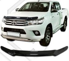 Дефлектор капота  Toyota HiluxRevo 2015-