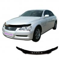 Дефлектор капота  Toyota Mark-X X120,121,125 2004 -