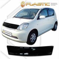 Дефлектор капота Toyota Passo KGC10, KGC15, QNC10 2004