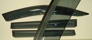 Дефлекторы окон  TOYOTA COROLLA AE121 00-06 4D (KANGLONG)