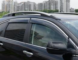 Дефлекторы окон  HONDA CR-V RM# 12- (KANGLONG)