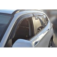 Дефлекторы окон  BMW X1 E84 09- (KANGLONG)