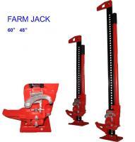 Домкрат реечный HIGHT JACK 60 (высота подъёма 152 см) грузоподъемность 3т