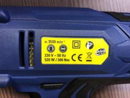 Гайковерт электрический 520 W 220 Вольт_1