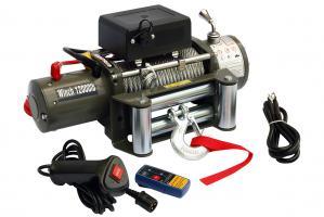 Electric Winch 12000lb   кг стальной трос 12 V