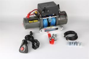 Electric Winch 6000lb  2722 кг синтетический трос 12 V