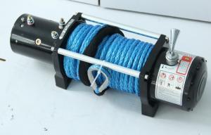 Electric Winch 9500lb  4310 кг синтетический трос 12 V