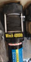 Леедка с синтетическим тросом 4000 lbs 1800 кг