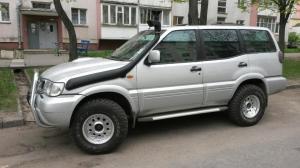 Шноркель Nissan Mistral 1996-2001