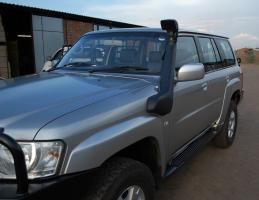 Шноркель Nissan Patrol/Safari Y61 04/2000