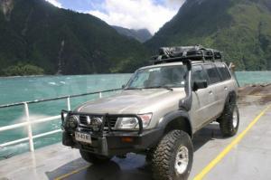 Шноркель Nissan Patrol/Safari Y61 с 09/2004